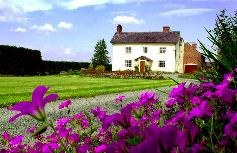 Hordley Hall Bed and Breakfast, near Ellesmere