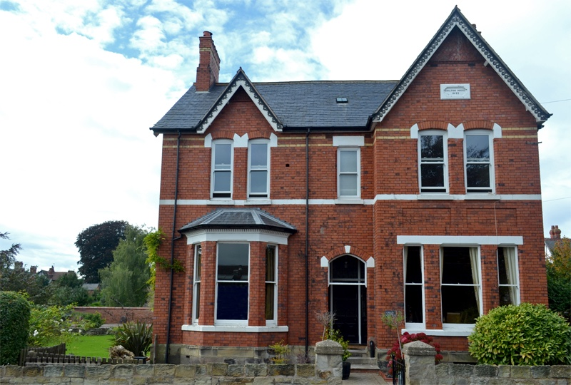 Chilton House Oswestry Town Boutique B & B