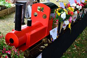 floral-train
