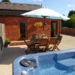 Self catering in North Shropshire