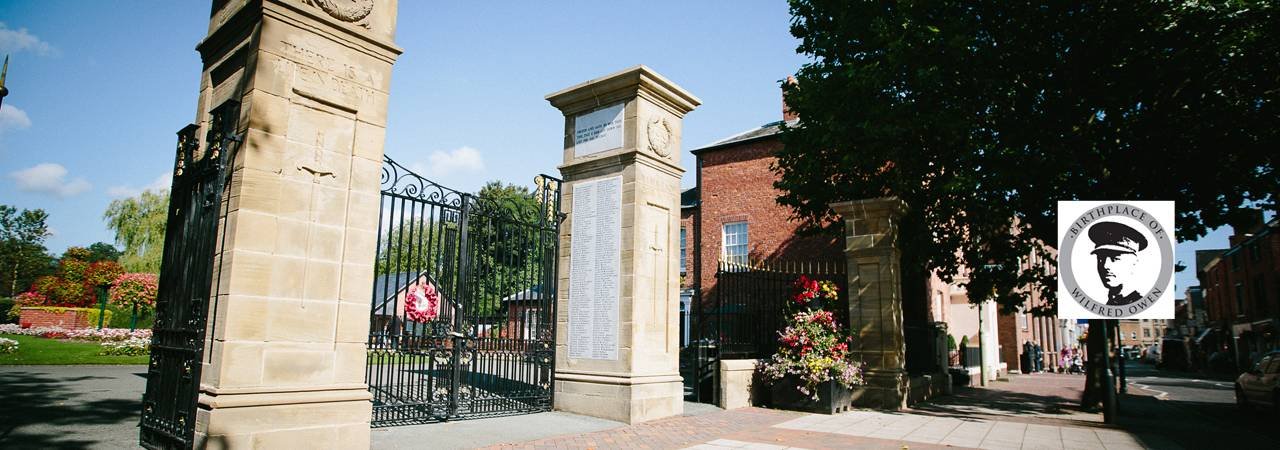 Wilfred Owen Oswestry