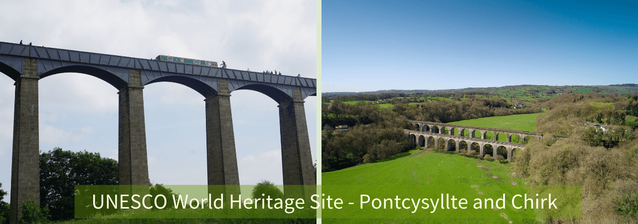 Chirk and Pontcysyllte Unesco