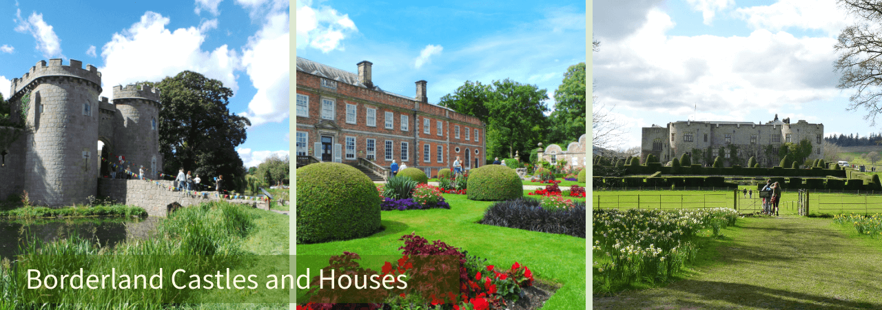 Castles & Historic Houses near Oswestry