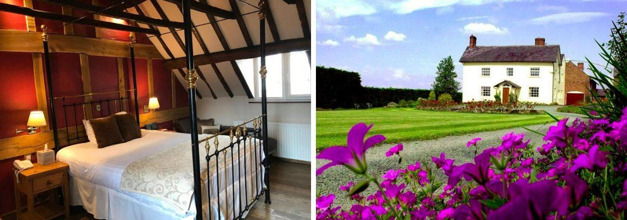 Bed and Breakfasts in Oswestry and Beyond