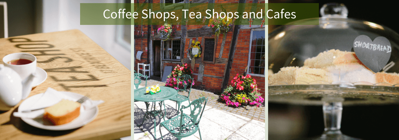 Oswestry & The Borderlands cafes