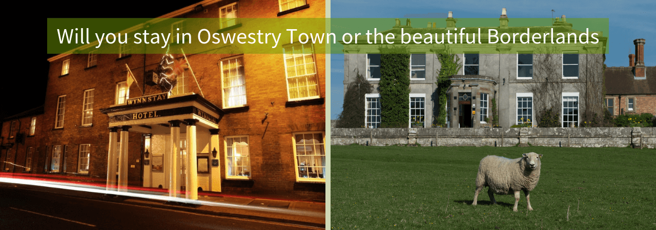 Where to stay Oswestry